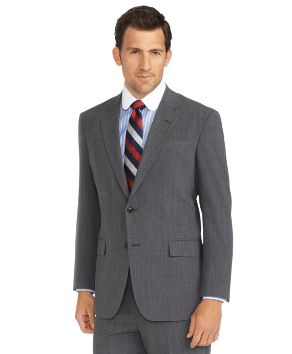 Madison Fit BrooksCool® Suit Grey