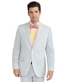 Seersucker Fitzgerald Fit Suit