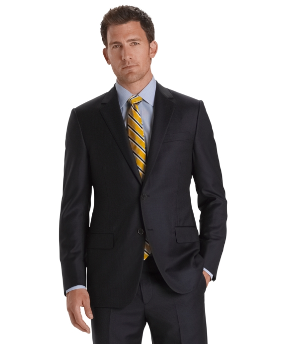 Fitzgerald Pinstripe Golden Fleece® Suit Navy