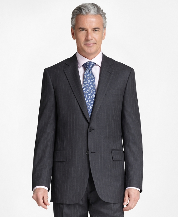 Madison Fit Golden Fleece® Suit Grey