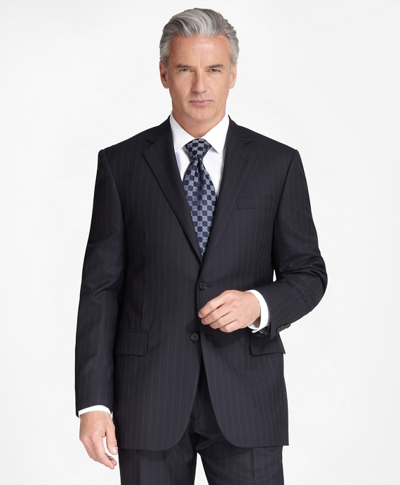 Madison Fit Golden Fleece® Suit Navy