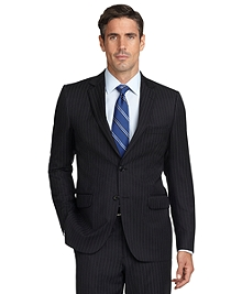 Fitzgerald Fit Double Track Stripe 1818 Suit