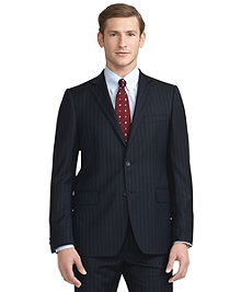 Fitzgerald Fit Wide Stripe 1818 Suit