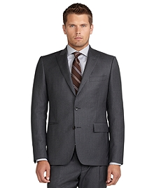 Regent Fit Alternating Stripe 1818 Suit