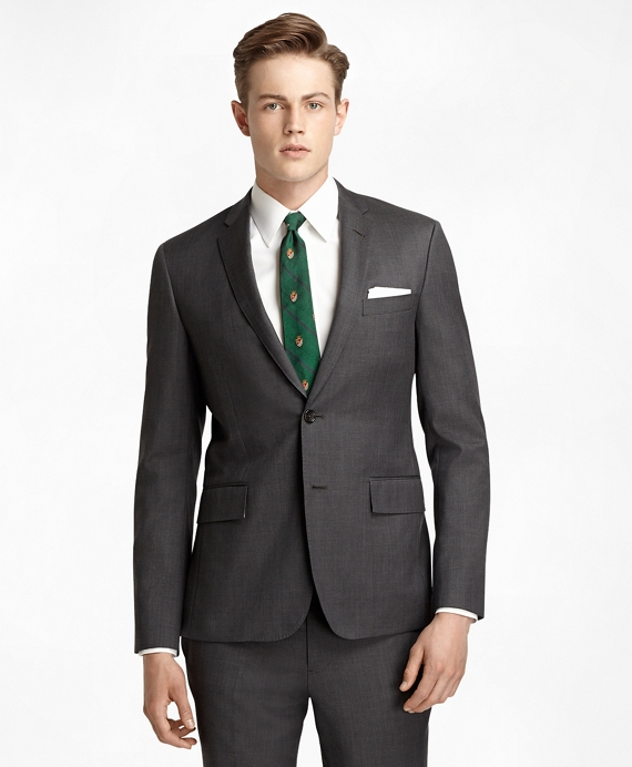 Men's Grey Suit Jacket | Brooks Brothers