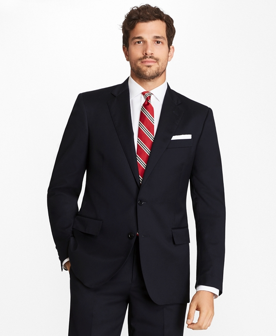Regent Fit Solid 1818 Suit Navy