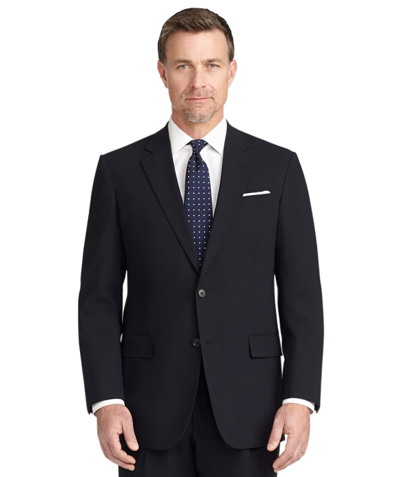 Madison Fit BrooksCool® Solid Suit Navy