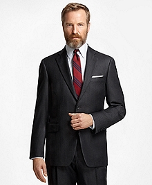 Madison Fit Alternating Stripe 1818 Suit