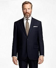 Madison Fit Saxxon® Wool Alternating Stripe 1818 Suit