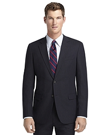 Fitzgerald Fit Navy Micro Bead BrooksCool® Suit
