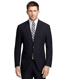 Madison Fit BrooksCool® Navy Solid Suit