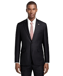 Milano Fit  Grey Stripe 1818 Suit