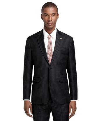 Milano Fit  Grey Stripe 1818 Suit