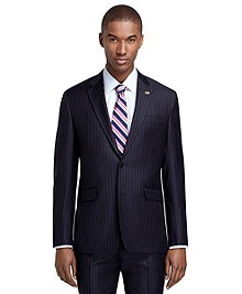 Milano Fit Navy Stripe 1818 Suit