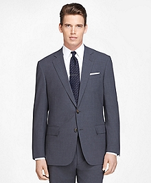 Regent Fit BrooksCool® Grey Suit