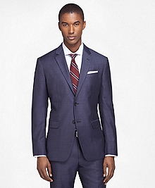 Milano Fit Sharkskin 1818 Suit