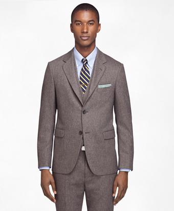 Cambridge Three-Piece Donegal Tweed 1818 Suit