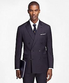 Milano Fit Double-Breasted 1818 Suit