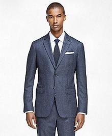 Milano Fit Flannel 1818 Suit