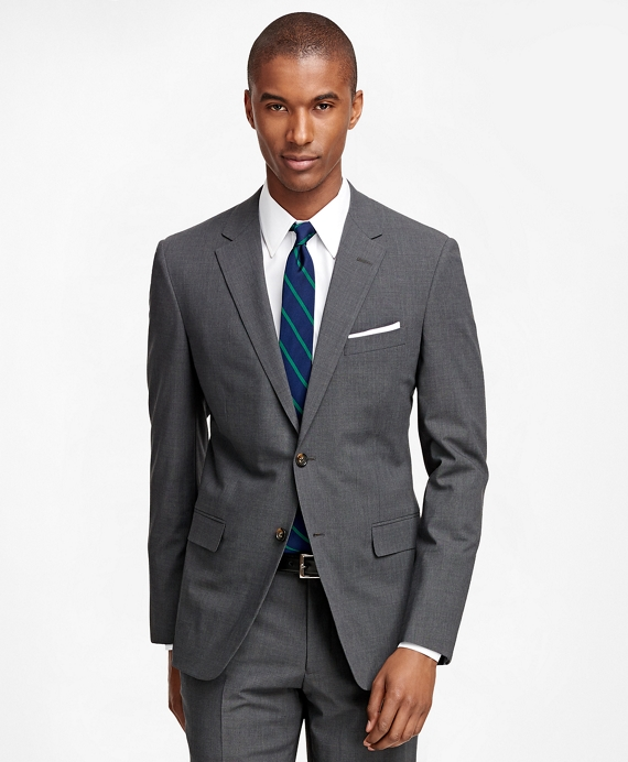Milano Fit BrooksCool® Suit Grey