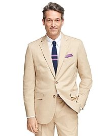 Madison Fit Twill Suit
