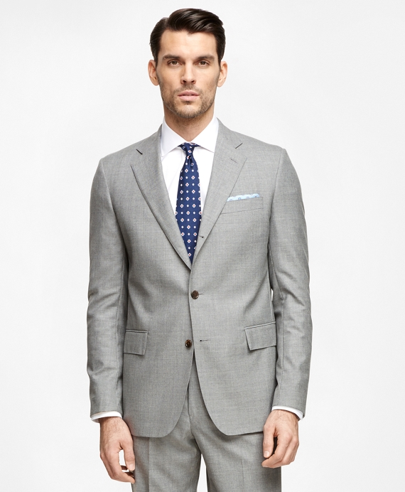 Regent Fit Own Make Suit Grey