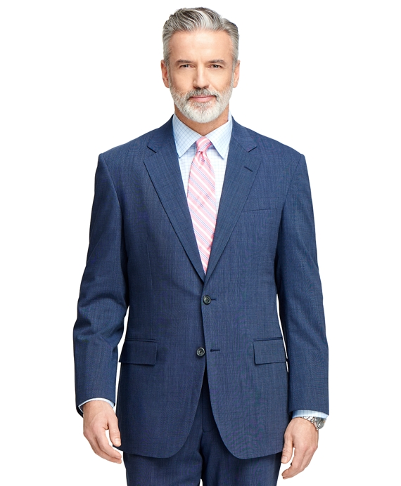 Madison Fit BrooksCool® Tic  Suit Blue
