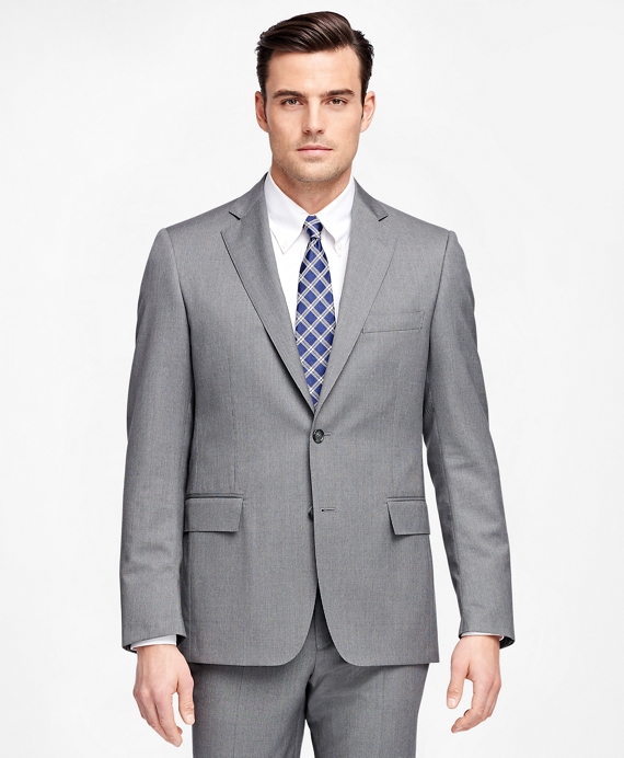Regent Fit Grey 1818 Suit Light Grey