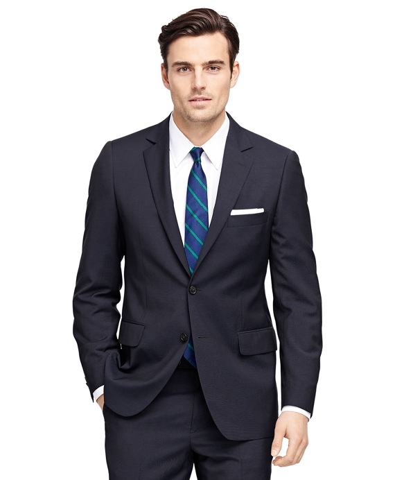 Fitzgerald Fit Navy 1818 Suit Navy