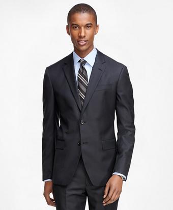 Milano Fit Mini Bead Stripe 1818 Suit