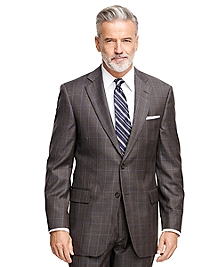 Madison Fit Plaid with Deco 1818 Suit