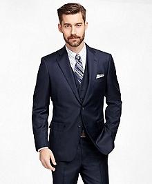 Regent Fit Three-Piece Mini Tattersall 1818 Suit