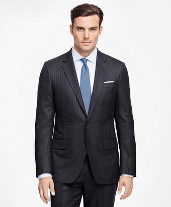 Fitzgerald Fit Golden Fleece® Multistripe Suit