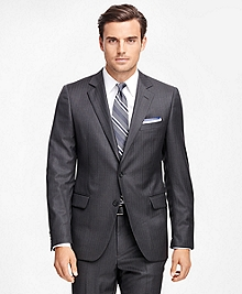 Fitzgerald Fit Alternating Stripe 1818 Suit