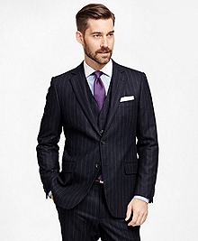 Fitzgerald Fit Three-Piece Chalk Stripe 1818 Suit