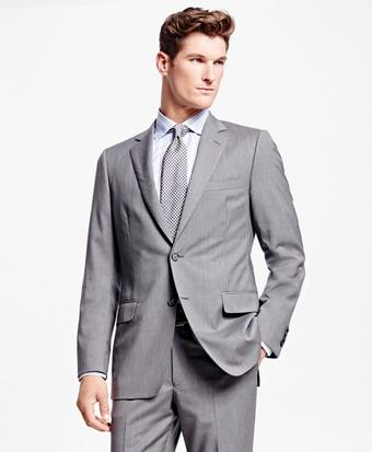 Fitzgerald Fit Wool Poplin Suit
