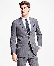 Fitzgerald Fit BrooksCool® Alternating Stripe Suit
