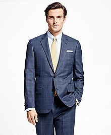 Fitzgerald Fit Golden Fleece® Plaid Suit