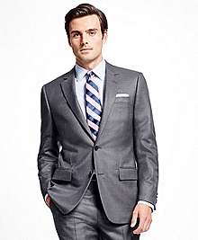Fitzgerald Fit Golden Fleece® Bead Stripe Suit