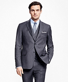 Regent Fit Three-Piece Screen Weave 1818 Suit