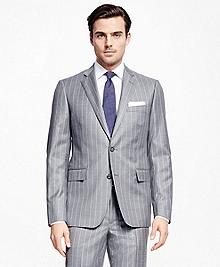 Regent Fit Chalk Stripe 1818 Suit