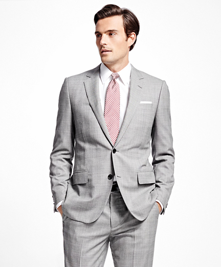 Fitzgerald Fit Golden Fleece® Plaid with Deco Suit