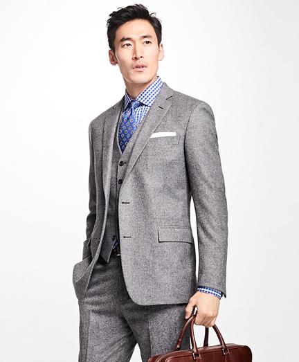 Regent Fit Three-Piece Donegal 1818 Suit