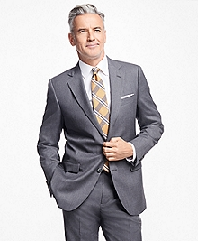 Fitzgerald Fit Saxxon Wool 1818 Suit