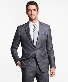 Regent Fit Bead Stripe 1818 Suit