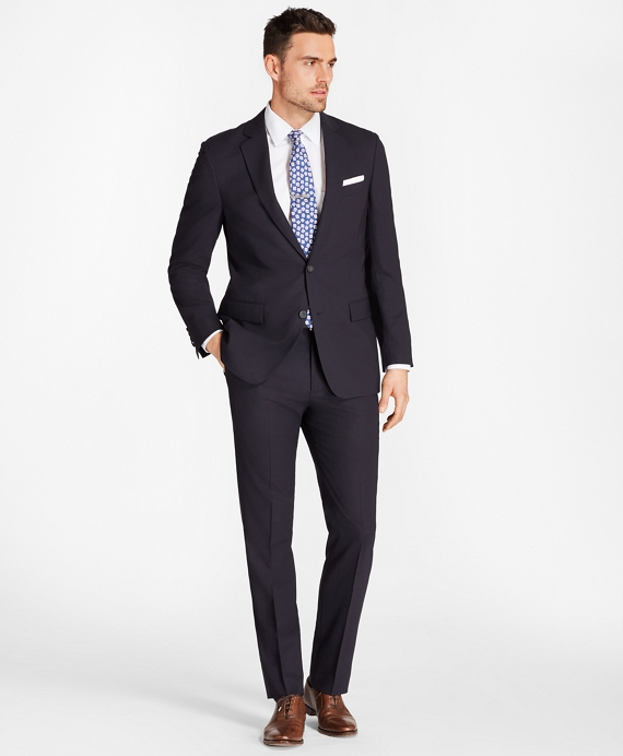 Regent Fit BrooksCool® Suit Navy