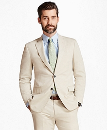 Regent Fit Stretch Cotton Suit