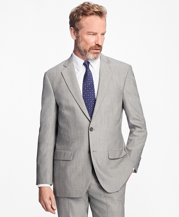 Madison Fit BrooksCool® Tic Suit Grey