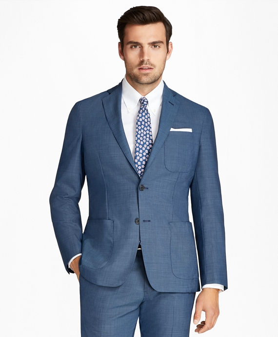 Regent Fit BrooksCloud™ Tic 1818 Suit Blue