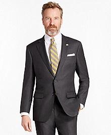 Madison Fit Saxxon Wool Neat 1818 Suit